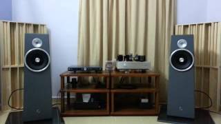 J&K Audio Design - listening room