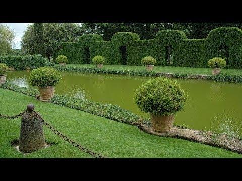 Основы ландшафтного дизайна: элитные сады Англии