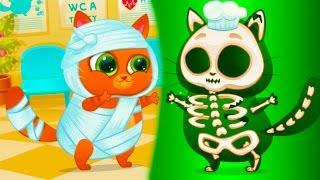 КОТЕНОК БУБУ #13 - Мой Виртуальный Котик - Bubbu My Virtual Pet игровой мультик для детей #ПУРУМЧАТА