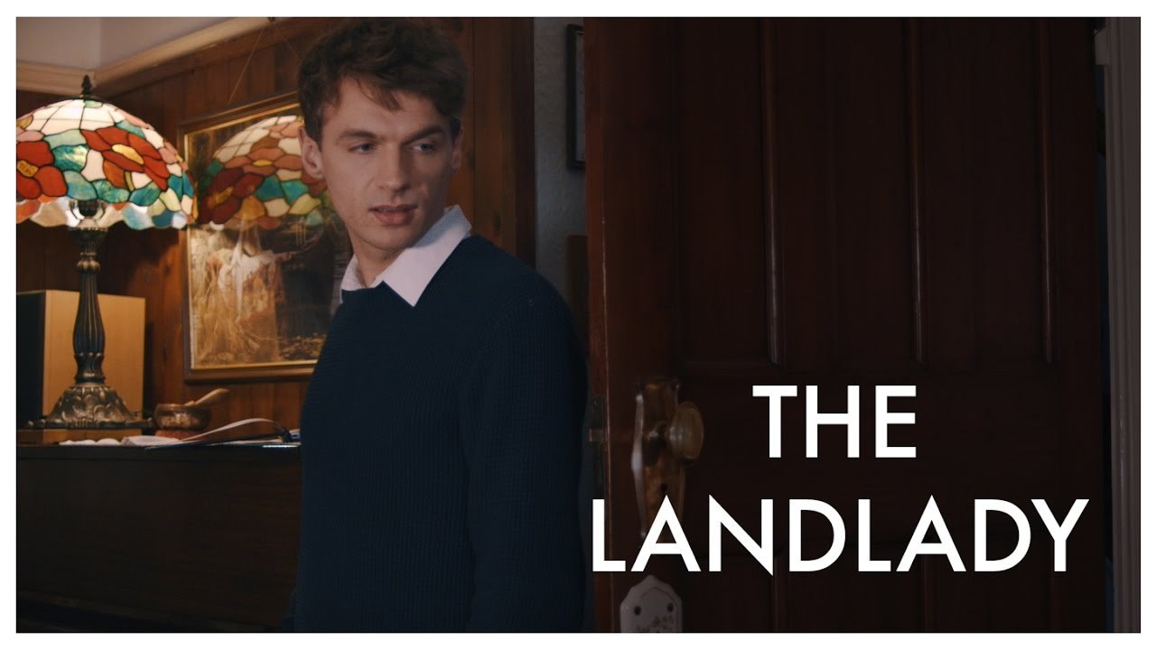 The Landlady - Short Film - YouTube