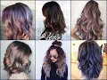 Latest Winter Hair Color Ideas & Trends 2017 / 2018