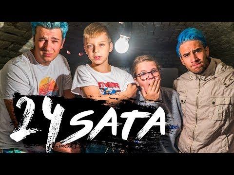 24 SATA U PODRUMU - Projekat DA.