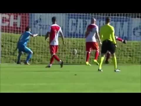 Монако - Зенит 1-3 (Обзор матча, 19.07)