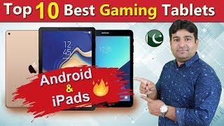 Top 10 Best Gaming Tablets -  Android vs iPads