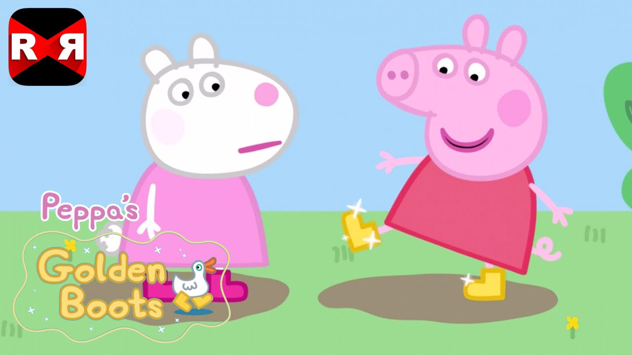 378c271ef Peppa Pig s Golden Boots (By Entertainment One) - iOS   Android ...