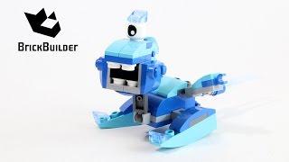 Lego Mixels 41541 Snoof - Lego Speed Build