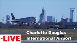 Charlotte Douglas International Airport - LIVE REVIEW