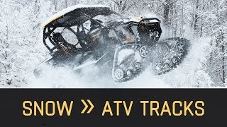 Snow | ATV Tracks