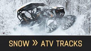Snow | ATV Tracks
