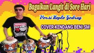 Download Mp3 Bagaikan Langit Di Sore Hari - Versi Koplo Gedrug - Cover Kendang Beni Sm