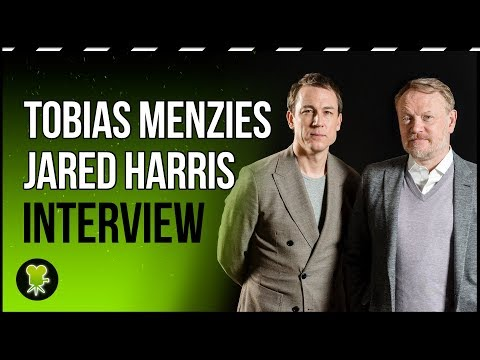 Why Tobias Menzies and Jared Harris always do historic movies?