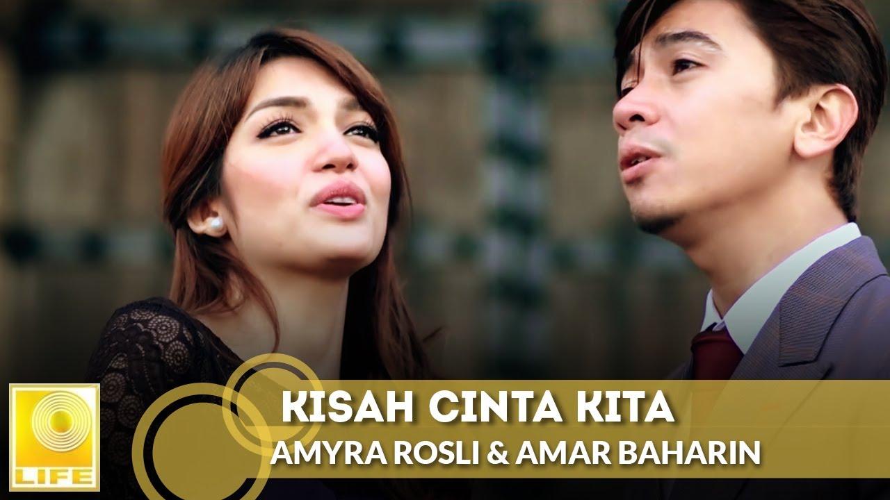Download Amyra Rosli & Amar Baharin - Kisah Cinta Kita (Official Music Video)