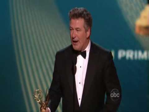 60th Annual Emmy Awards - Candice Bergen/Alec Baldwin