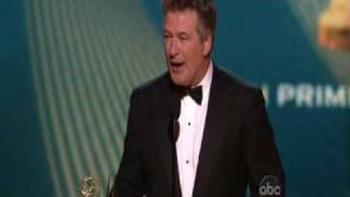 60th Annual Emmy Awards - Candice Bergen/Alec Baldwin