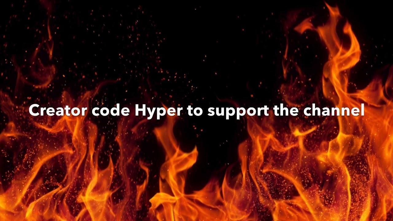 Creator code alert