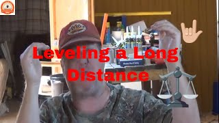 Water Tube Level is Awesome and Cheap way to Level Long Distances