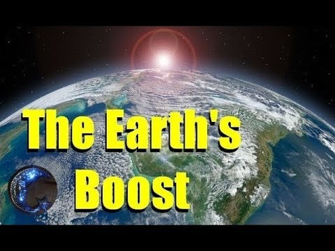 The Earth's Boost : Align with the Power of Earth