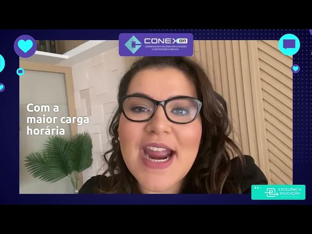 CONEX ON - O maior congresso híbrido do Brasil