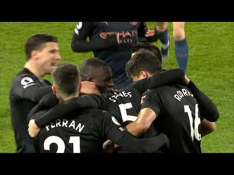 Fulham Manchester City Goals And Highlights