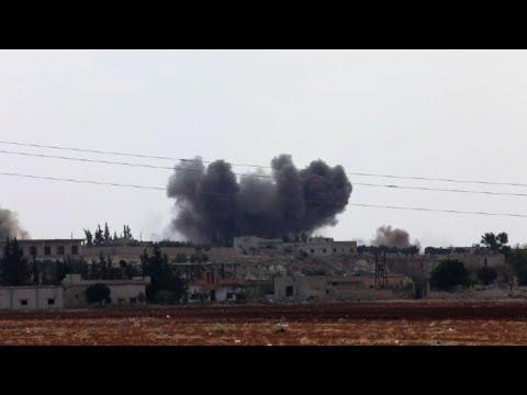 Nuevos Bombardeos Rusos Y Sirios Contra Idlib
