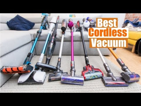 Top 10 Best Cordless Vacuum 2020 [RANKED] | Buyer's Guide