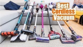 Top 10 Best Cordless Vacuum 2019 [ranked] | Buyer's Guide