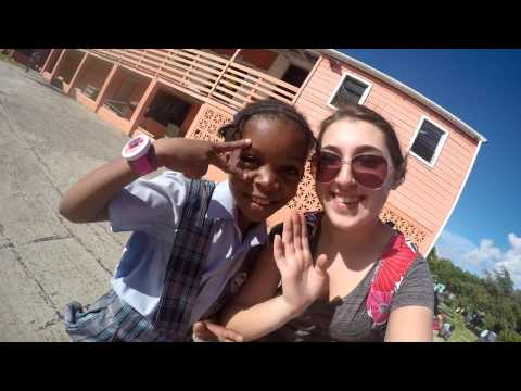 Lasell College and Antigua: The Importance of Service-Learning.