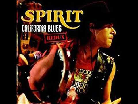 SPIRIT - Red House LIVE '96
