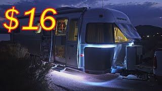 $16 Campsite. Million doĮlar views. (Hint: it's in Colorado.) 😎