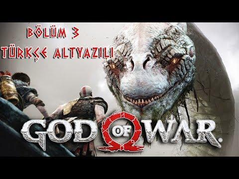 DOKUZLAR GÖLÜ !   GOD OF WAR PS4 TÜRKÇE Bölüm 3