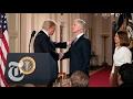 Trump Announces Supreme Court Pick
