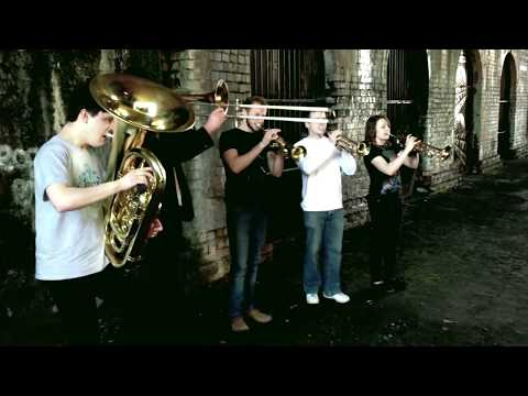 German, Bavarian, Contemporary Brass Oompah Band | Dass Brass