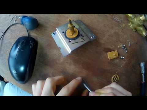 ITTA- Danfoss 3 port heating control valve