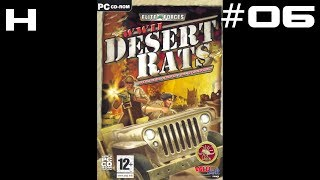 Elite Forces WWII Desert Rats Walkthrough Part 06