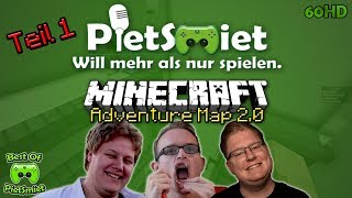 Adventure Map 2.0 [Teil 1] 🎮 Best Of PietSmittie
