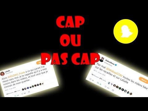 CAP OU PAS CAP QUI TOURNE MAL !