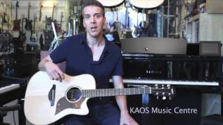 gear review yamaha a3r acoustic