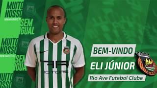 Bem-vindo Eli Júnior