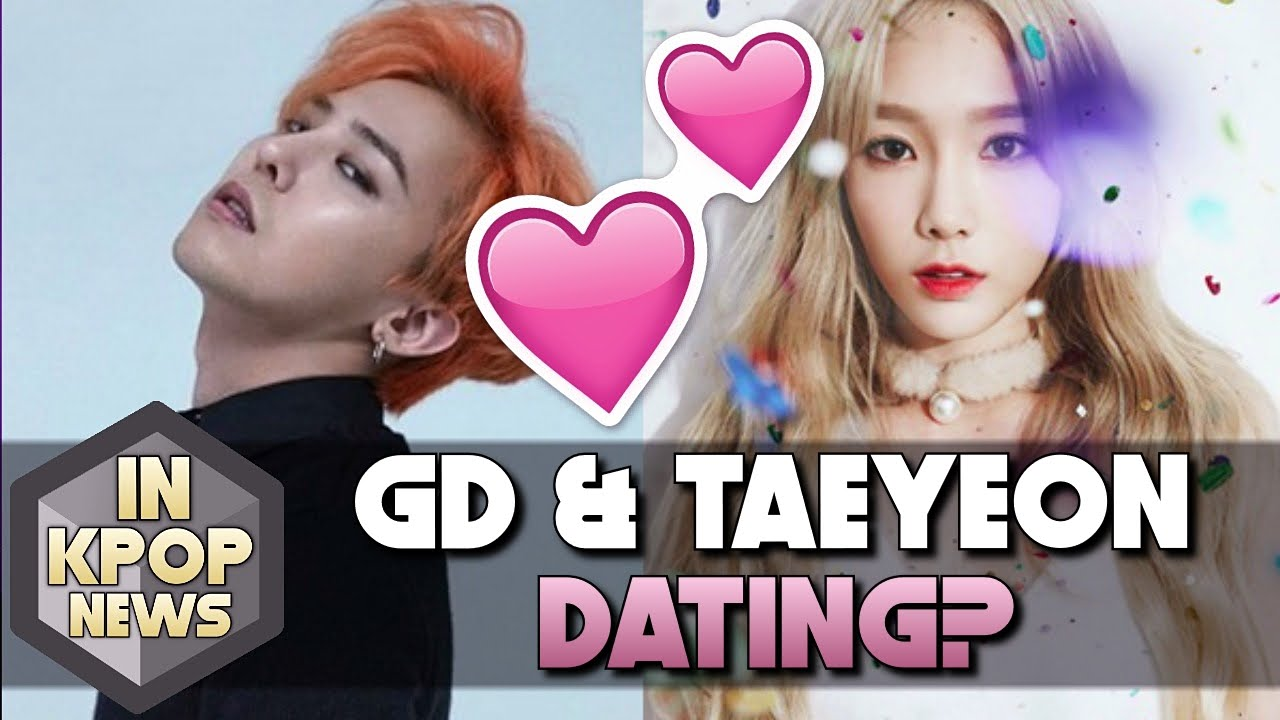taeyeon dating gd