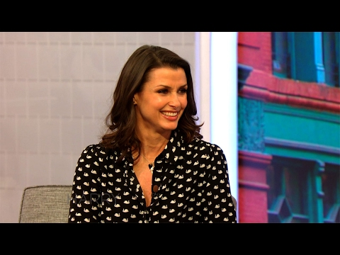 Bridget Moynahan on Her Son's