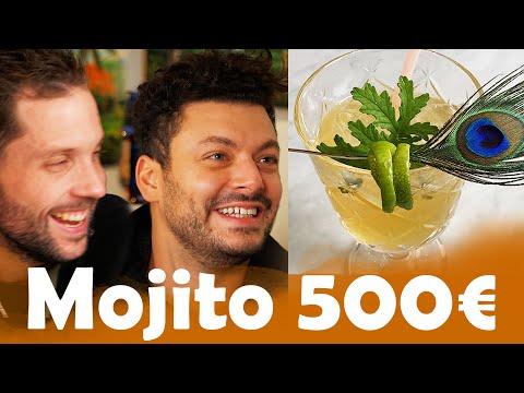 Mojito à 5€ VS 500€ avec KEV ADAMS ! - Morgan VS