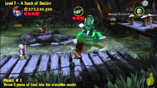 Lego Pirates of the Caribbean: Level 7 A Touch of Destiny - FREE PLAY (Minikits and Compass) - HTG