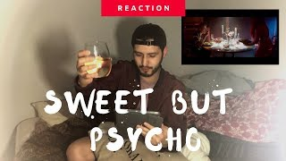 Ava Max | Sweet but Psycho (Music Video) Reaction | The Millennial Chisme