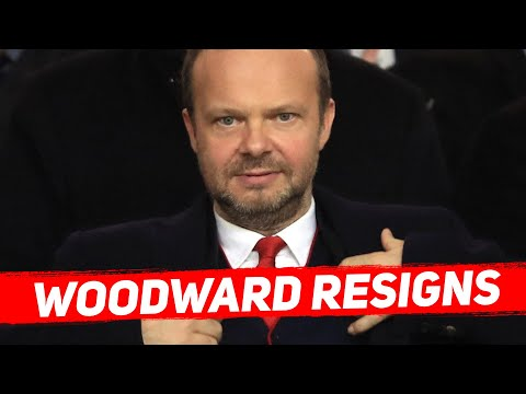 Ed Woodward HAS RESIGNED From Man United! LIVE Reaction