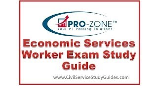 Economic Services Worker Exam Study Guide