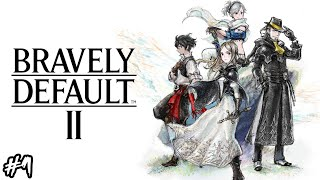 Bravely Default 2 - Beginning (Hard Mode)