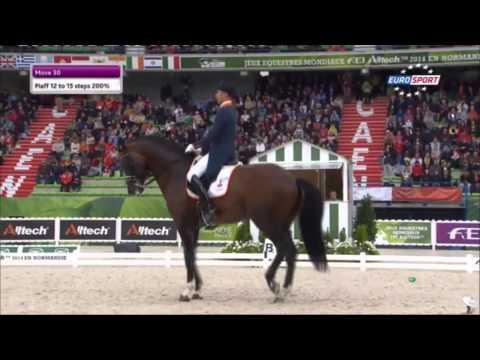 World Equestrian Games 2014 : Eurosport (Day 1)