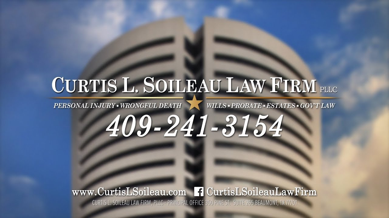Curtis L. Soileau Law Firm, PLLC - Service
