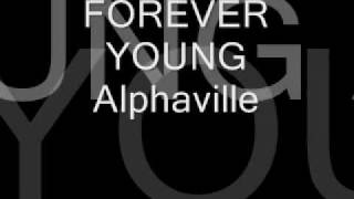 Forever Young (Alphaville cover)