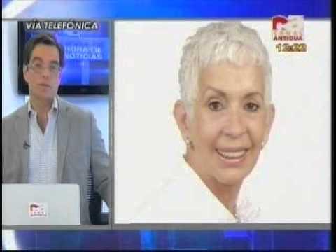Entrevista Adela de Torrebiarte y AsiesElección Vice CA 1215 140515